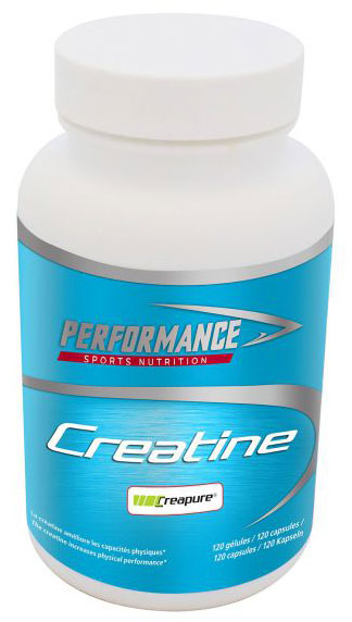 Creatine Performance (120 кап)(годен до 09/2017)