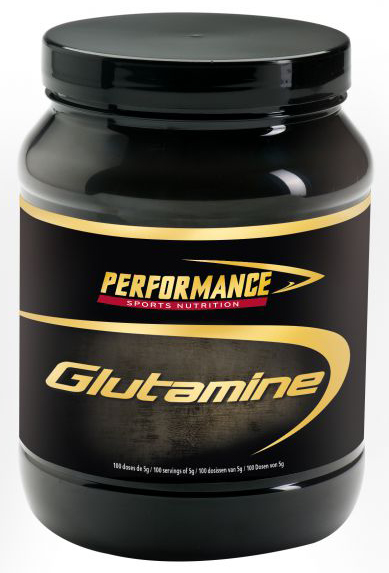 L-Glutamine Performance (500 гр)(годен до 03/2019)