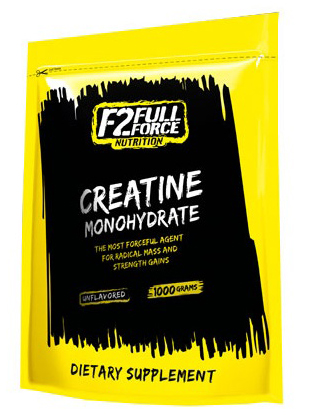 Creatine Monohydrate F2 Full Force Nutrition (1 kg)