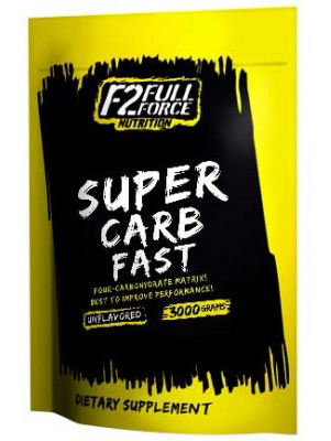 Super Carb Fast F2 Full Force Nutrition (1000 гр)