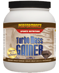 Turbo Mass Gainer (1000 гр)