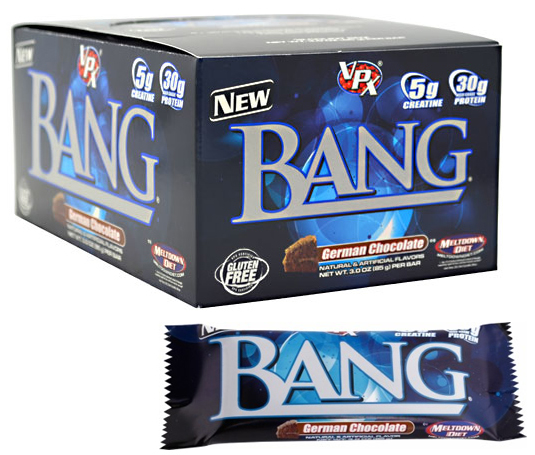 Bang Creatine Bar VPX (75 гр)