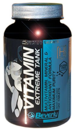 Vitamin Extreme Tank Beverly (120 tab)