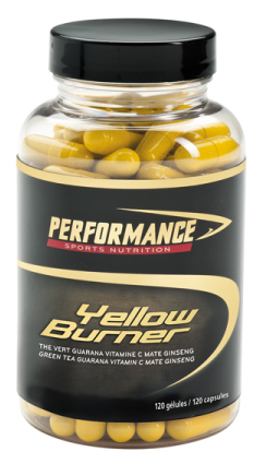 Yellow Burner Performance (120 кап)