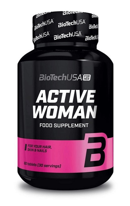 Active Woman BioTech (60 таб)