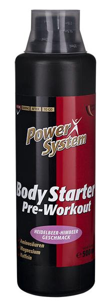 Body Starter Power System (500 ml)