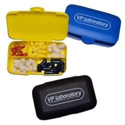 Кейс для капсул VP Laboratory (12,5 см х 7 см х 3 см)