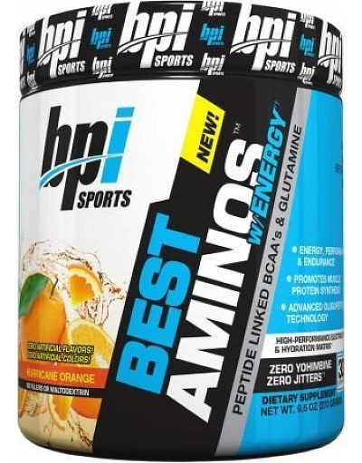 Best Aminos Energy BPI Sports (300 гр)