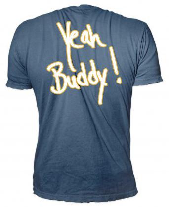 Футболка 'YEAH BUDDY' Ronnie Coleman
