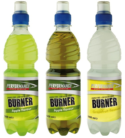 Burner PERFORMANCE (500 ml)(EXP 10/2017)