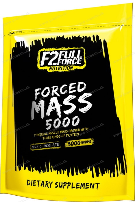 Forced Mass 5000 F2 Full Force Nutrition (3000 гр)