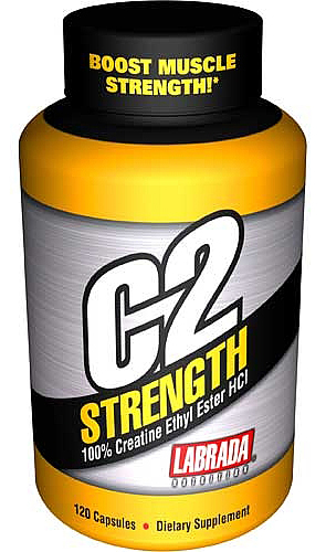 C2 Strength Labrada Nutrition (120 cap)