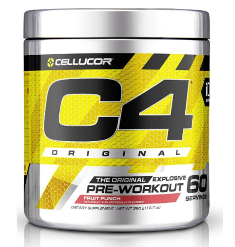 C4 Pre Workout Cellucor (390 g)
