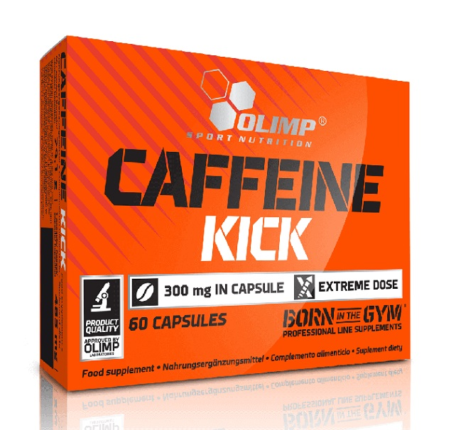 Caffeine Kick Olimp (60 кап)