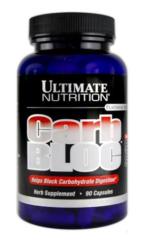 Carb Bloc Ultimate Nutrition (90 caps)