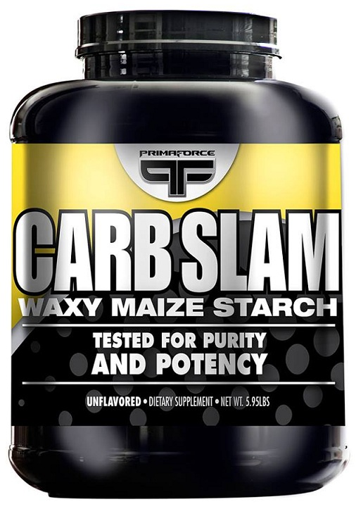 Carb Slam Waxy Maize Starch PrimaFORCE (2700 гр)