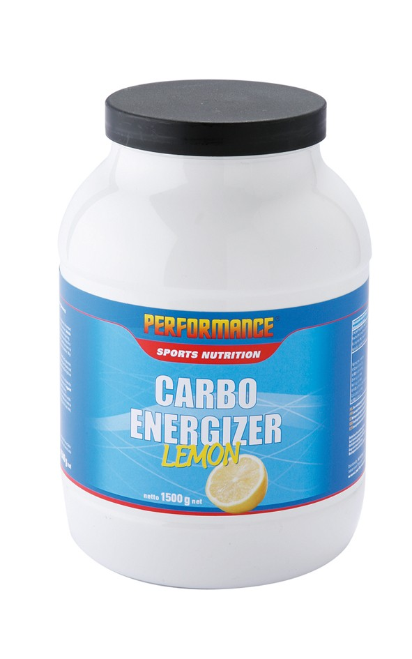 Carbo Energizer Performance (750 gr)