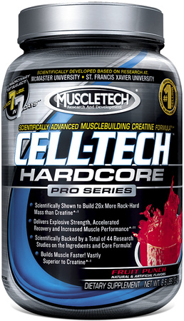 Cell-Tech Hardcore Pro Series (2 kg)