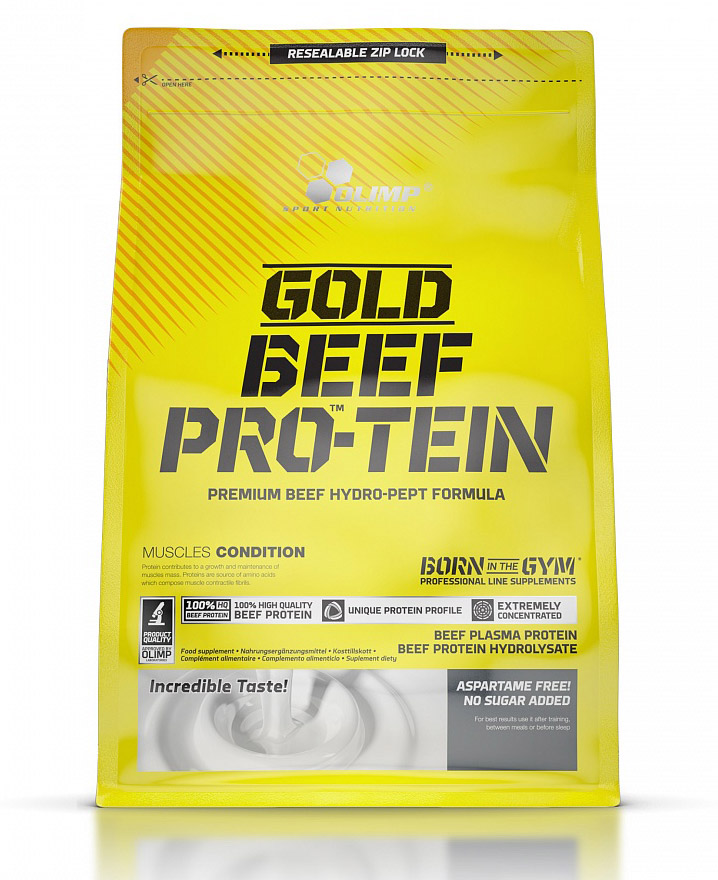 Gold Beef Pro-Tein Olimp (700 гр)