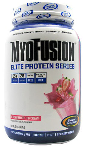 MyoFusion Elite Protein Series (907 гр)