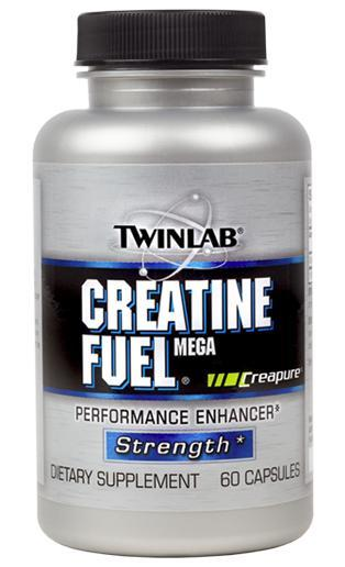 Mega Creatine Fuel Twinlab (120 кап)