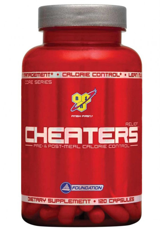 Cheaters Relief (120 кап)