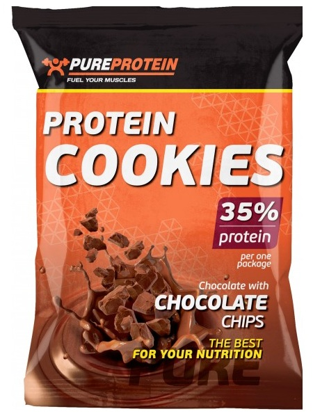 Protein Cookies PureProtein (80 gr)