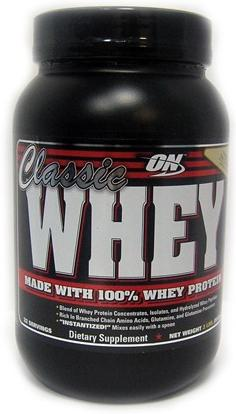 Classic Whey (907 gr)