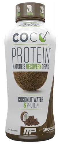 Coconut Protein RTD MusclePharm (335 ml)