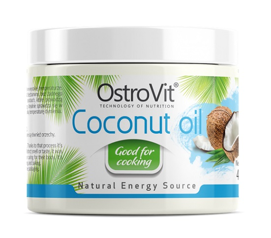Coconut Oil OstroVit (400 gr)