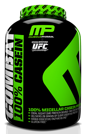 Combat 100% Casein MusclePharm (1814 гр)