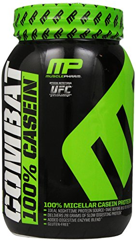Combat 100% Casein MusclePharm (907 гр)