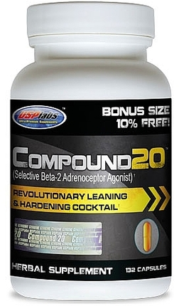Compound 20 USPlabs (132 cap)
