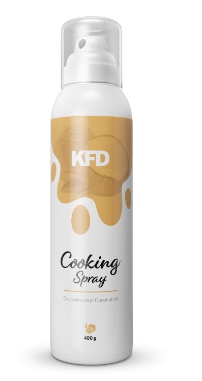 Cooking Spray (coconut oil spray) KFD (400 g)