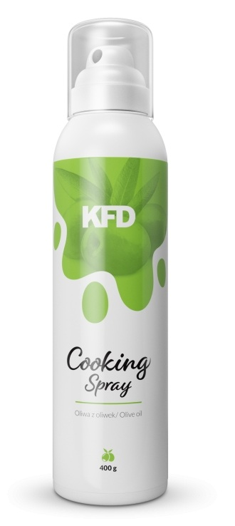 Cooking Spray (olive oil spray) KFD (400 g)