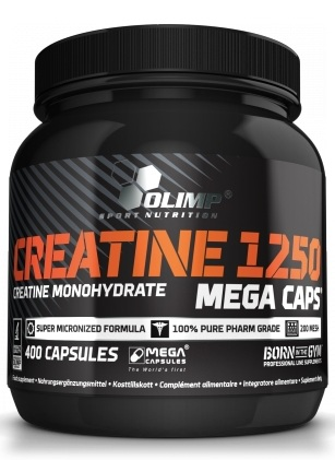 Creatine Mega Caps Olimp (400 кап)