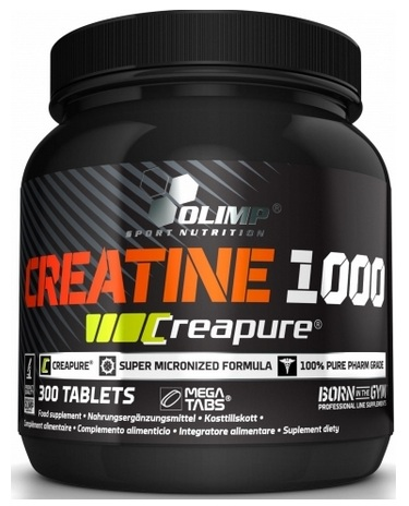 CREATINE 1000 OLIMP (300 tab)