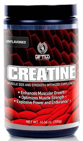 Creatine Gifted Nutrition (300 гр)(годен до 03/2017)