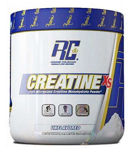 Creatine-XS Ronnie Coleman (300 гр)(годен до 03/2019)
