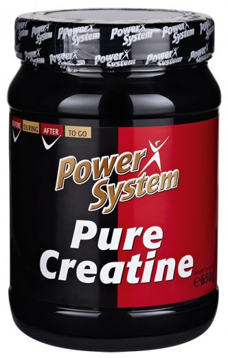 Pure Creatine Power System (650 гр)