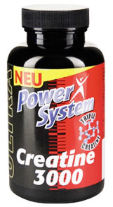 Creatine 3000 Power System (100 кап)