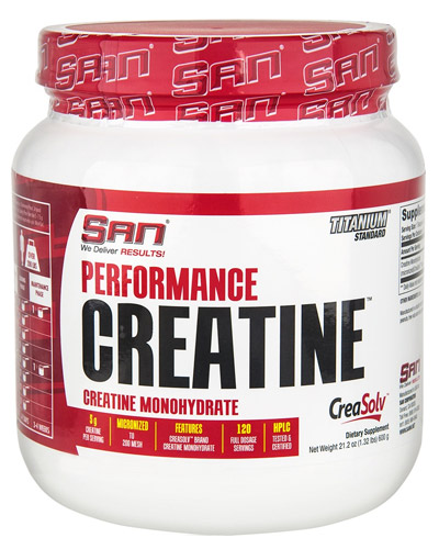 Performance Creatine SAN (600 gr)