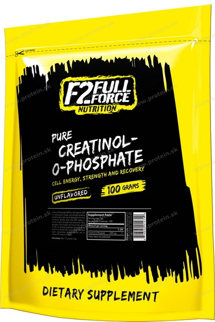 Pure Creatinol-O-Phosphate F2 Full Force Nutrition (100 гр)