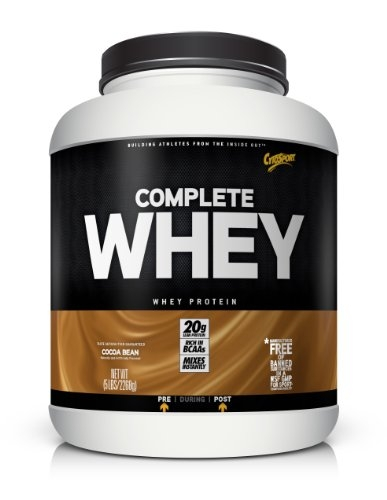 Complete Whey Protein CytoSport (2268 гр)