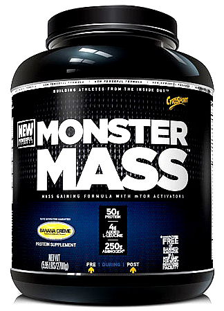 Monster Mass CytoSport (2700 гр)