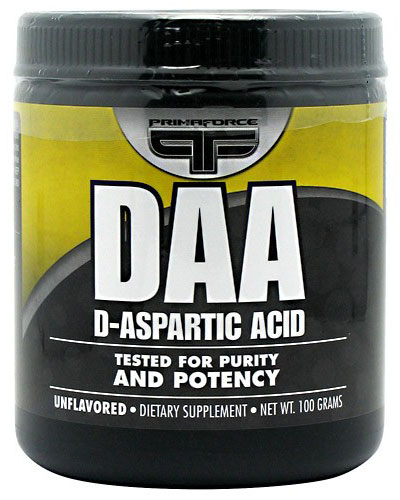 DAA (D-Aspartic Acid) PrimaFORCE (100 гр)