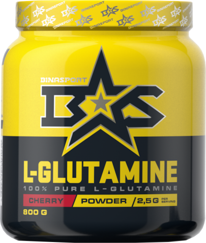 L-Glutamine Powder Binasport (500 g)