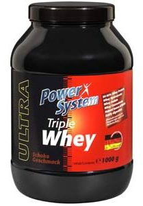 Triple Whey Power System (1000 гр)