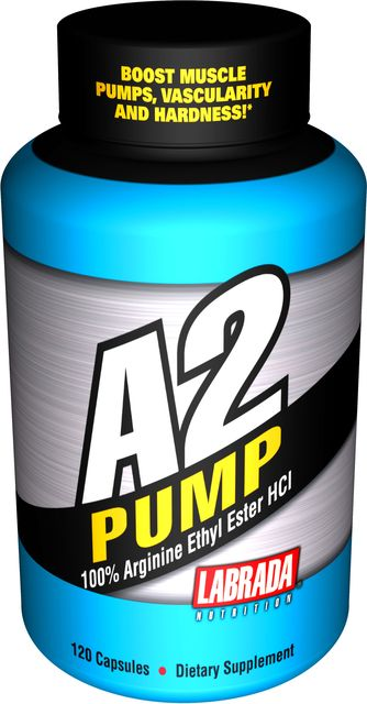 A2 Pump Labrada Nutrition (120 кап)