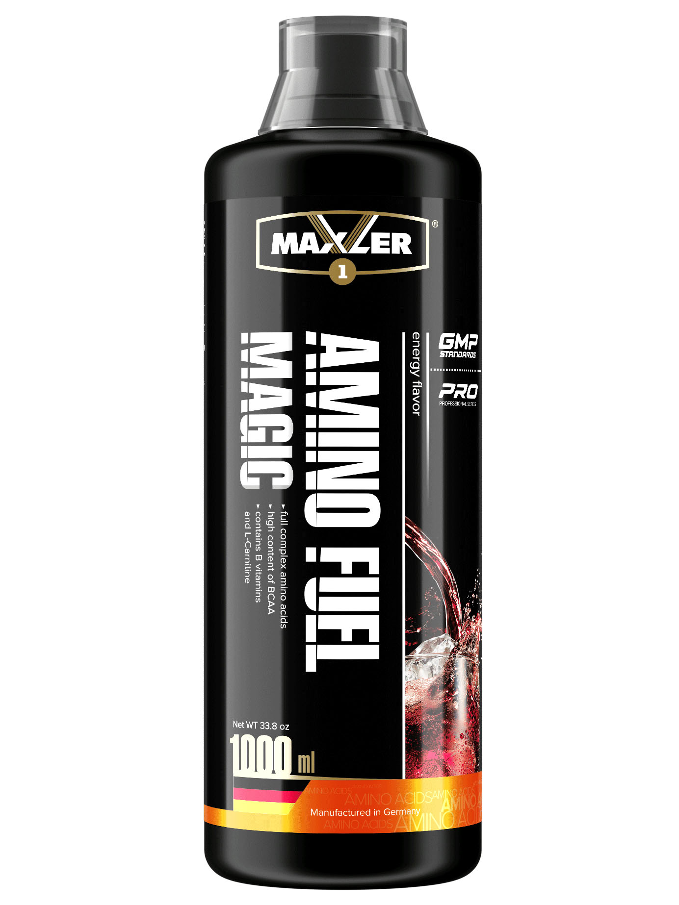 Amino Magic Fuel Maxler (1000 ml)